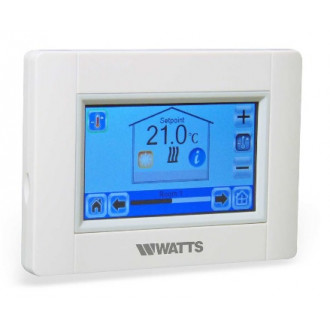 Vision centrale touchscreen met WiFi