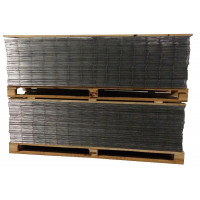2 pallets (400) draadmatten MIX 10/15 (2,52 m2)