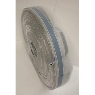 Randstrookisolatie 5 x 100 mm 50 meter met plakfolie en met plakrug