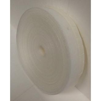 Randstrookisolatie 5 x 50 mm 300 meter met dubbelzijdige plakvoet